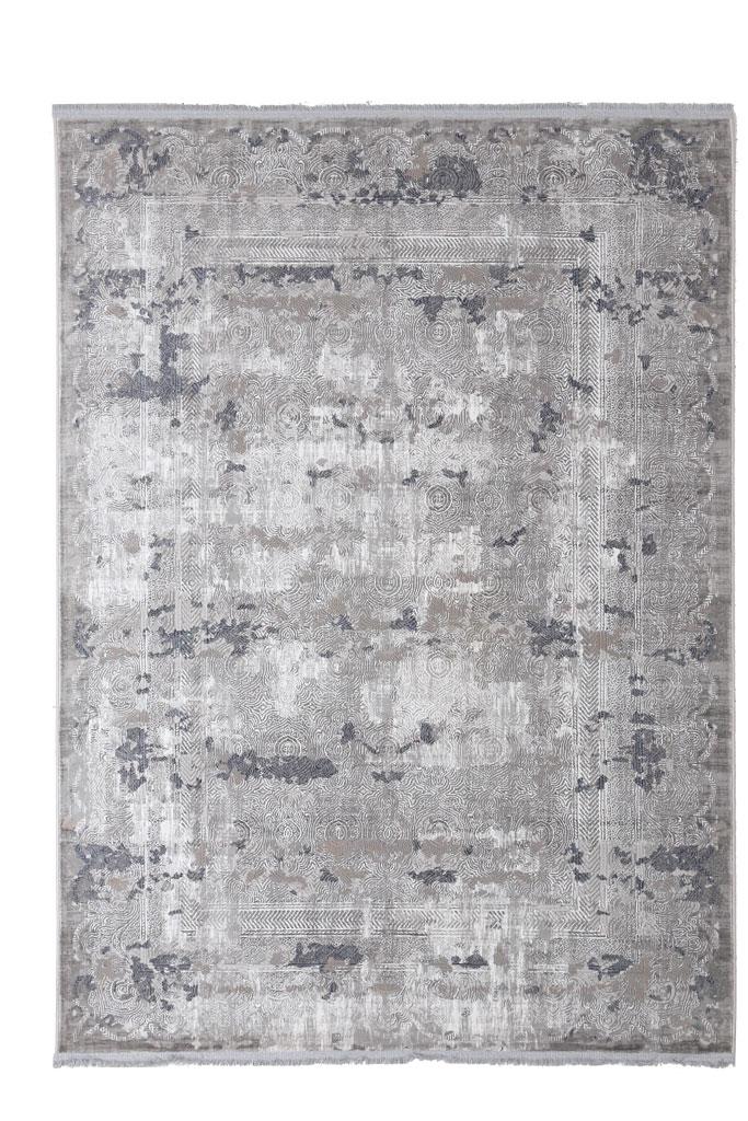 Χαλί Σαλονιού Royal Carpet Sante 1.60X2.30 – 5519A L.Grey