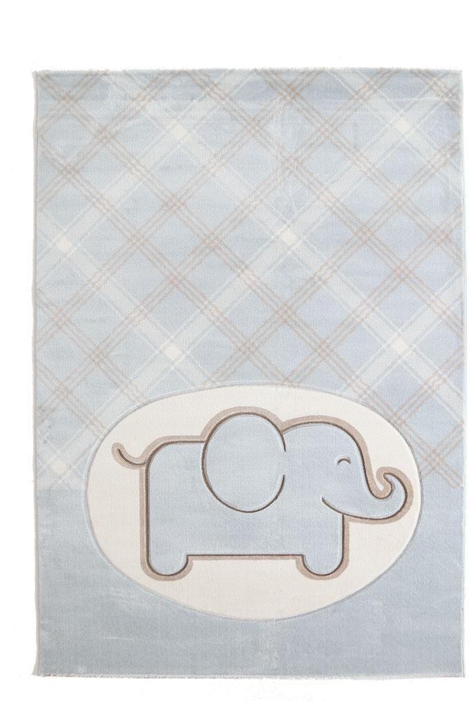 Παιδικό Χαλί Royal Carpet Galleries Sky 1.00X1.60 – 6398A L.Blue (100×160)