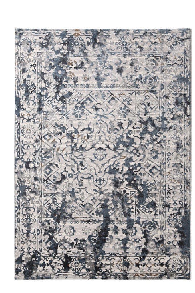 Χαλιά Κρεβατοκάμαρας (Σετ 3 Τμχ) Royal Carpet Galleries Elegance 0.67X5.00Bedset – 5411 Grey