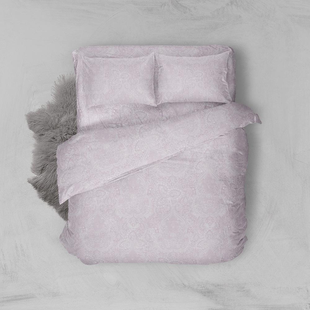 Φανελένια Σεντόνια Υπέρδιπλα (Σετ) 100% Βαμβάκι 1226 Pink