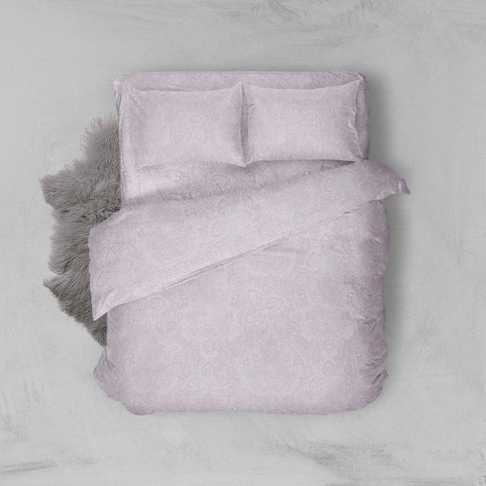 Φανελένια Σεντόνια Μονά (Σετ) 100% Βαμβάκι 1226 Pink