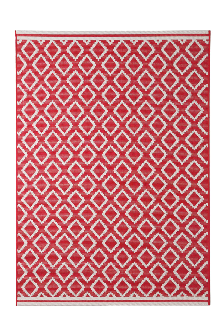 Χαλί Διαδρόμου All Season Royal Carpet Galleriess Flox 0.67X1.40 – 3 Red