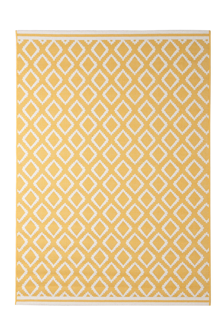 Χαλί Διαδρόμου All Season Royal Carpet Galleriess Flox 0.67X1.40 – 3 Yellow