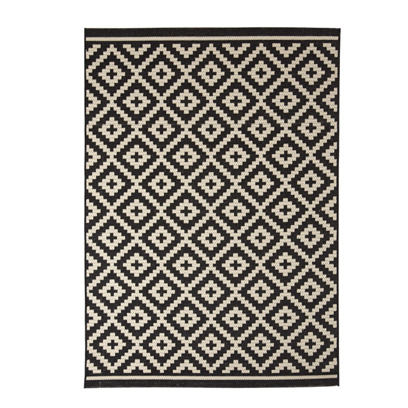 Χαλί Διαδρόμου All Season Royal Carpet Flox 0.67X1.40 – 721K Black