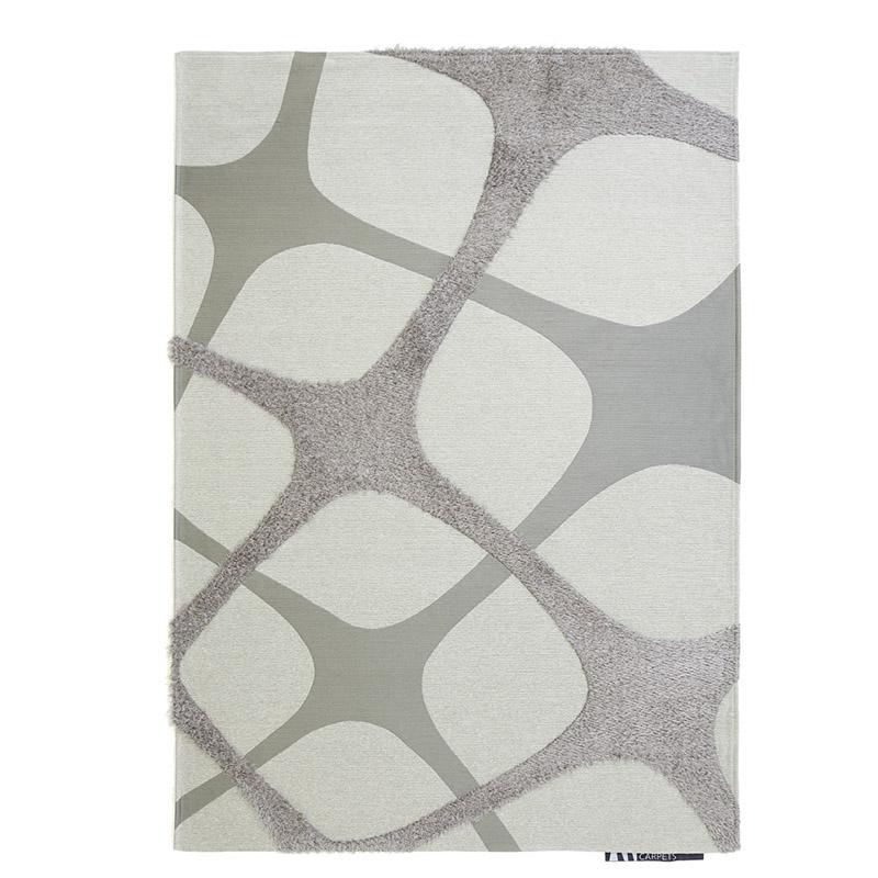 Χαλί Διαδρόμου All Season Royal Carpet Toscana Shaggy 0.68X1.40 - Inno Wh/Silver (68x140)