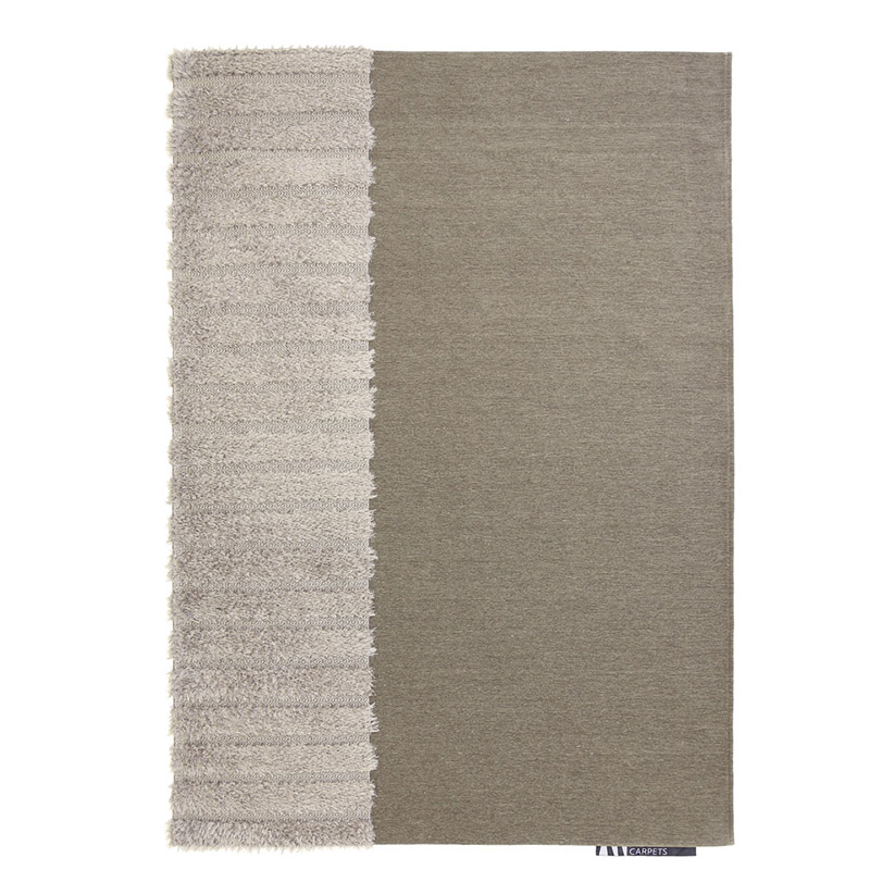 Χαλί Διαδρόμου All Season Royal Carpet Toscana Shaggy 0.68X1.40 – Spach Silver