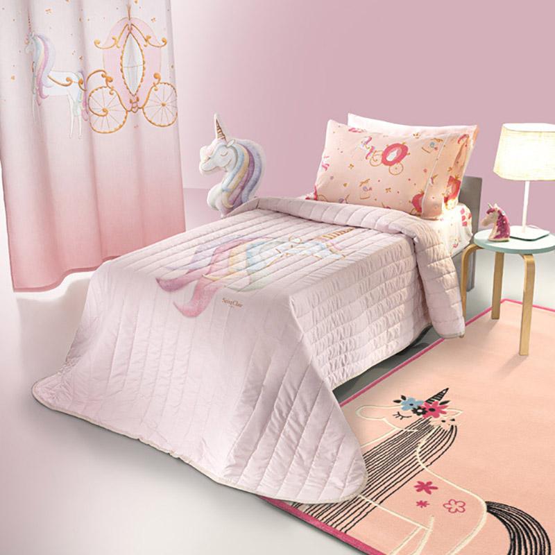 Κουβερλί Μονό 160X220 Saint Clair Cinderella