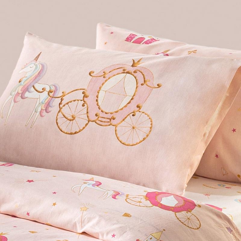 Διακοσμητική Μαξιλαροθήκη 50X70 Saint Clair Cinderella