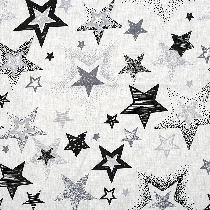 Σεντόνι Μεμονωμένο Λίκνου 80X110 Dimcol Star 120 Χωρίς Λάστιχο