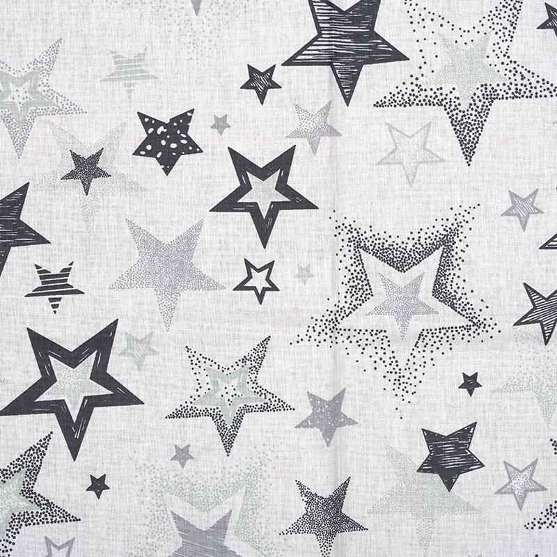 Σεντόνι Μεμονωμένο Λίκνου 80X110 Dimcol Star 121 Χωρίς Λάστιχο