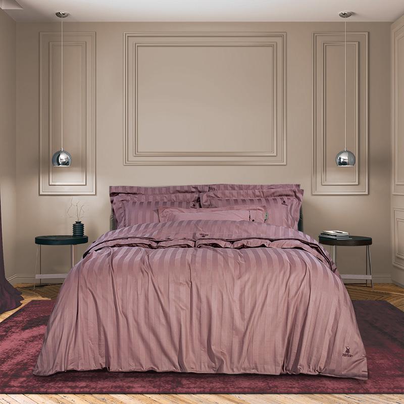 Σεντόνια King Size (Σετ) 270×280 Greenwich Polo Club Essential 2072 Nude Χωρίς Λάστιχο