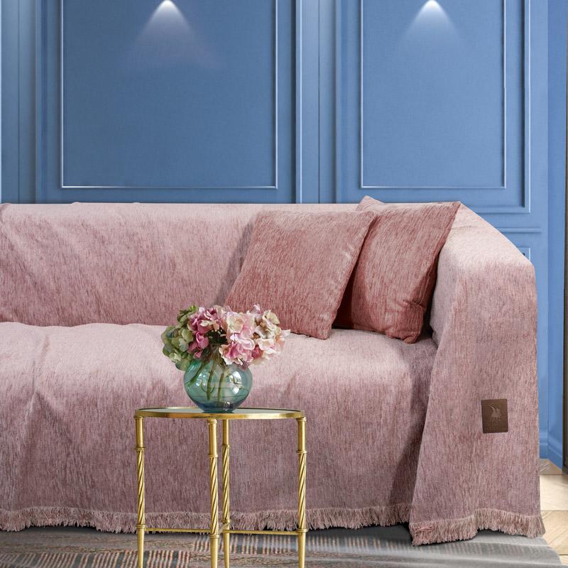Ριχτάρι Τριθέσιου 180×300 Greenwich Polo Club Premium 2731 Ροζ