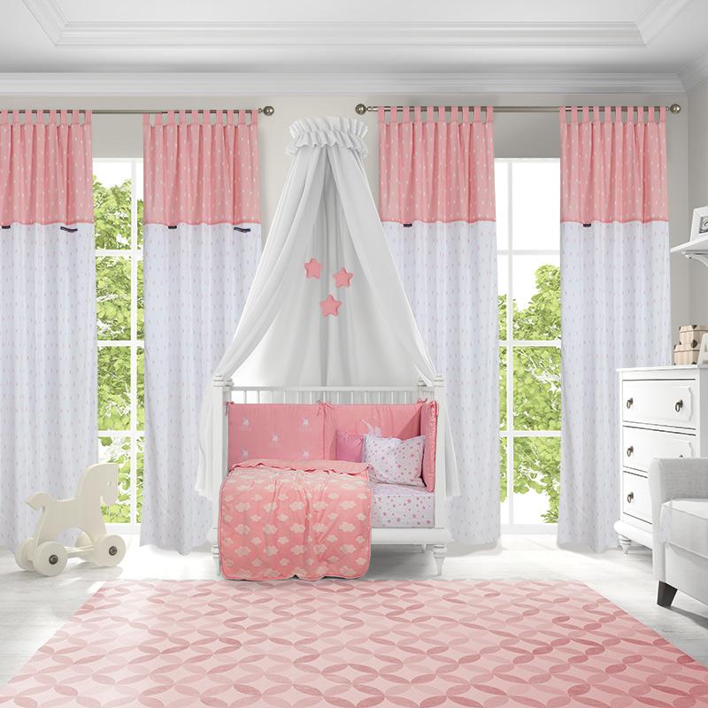 Κουβέρτα Fleece Κούνιας 110×140 Greenwich Polo Club Essential 2990 Ροζ