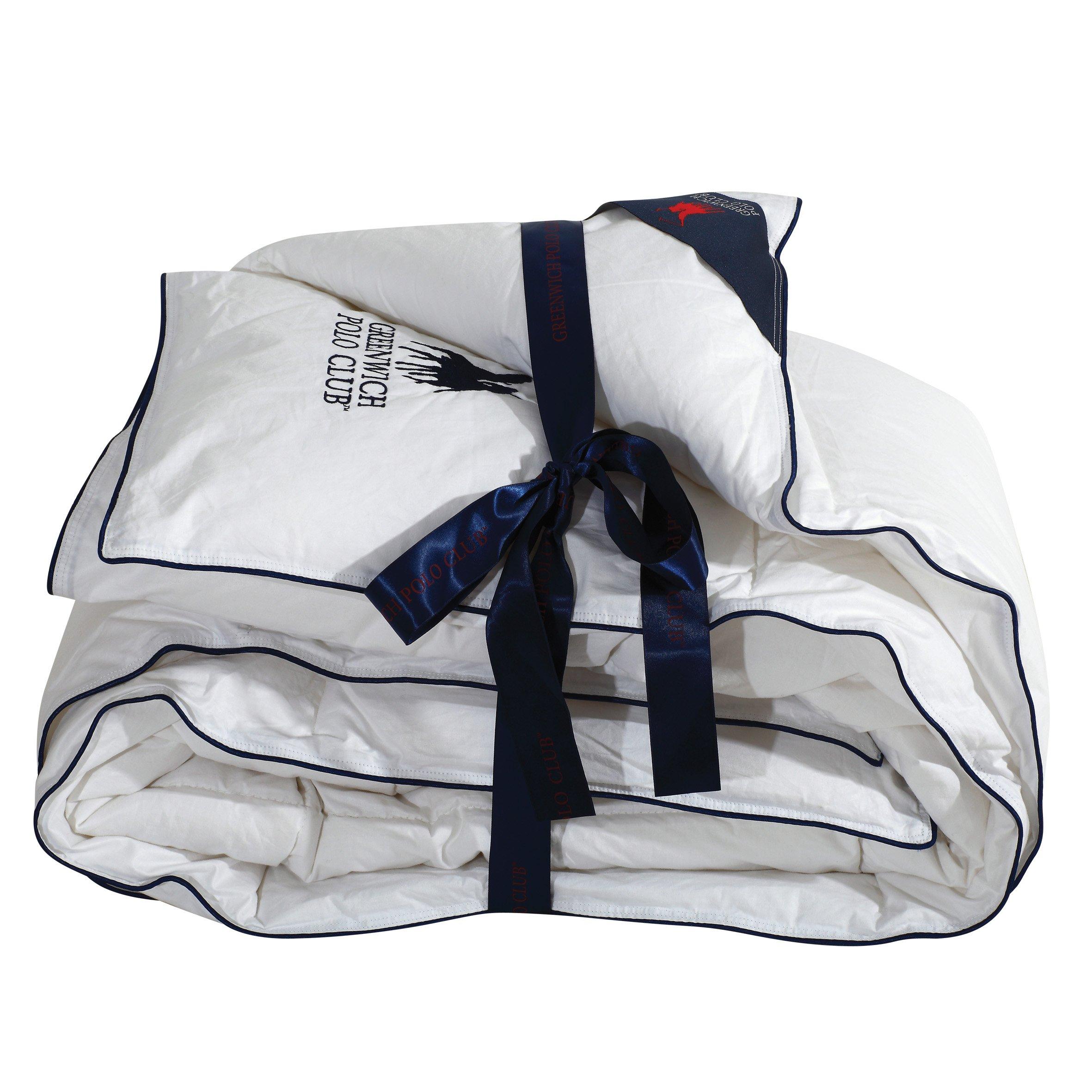 Πάπλωμα Κούνιας 120×160 Greenwich Polo Club Essential 2980 Λευκο