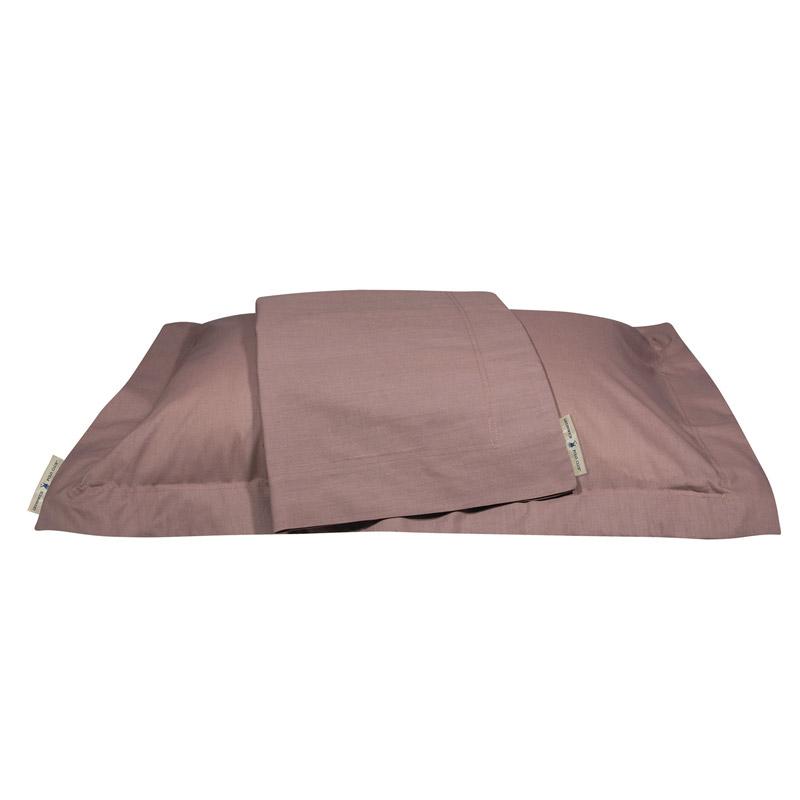 Σεντόνι Μεμονωμένο King Size 270X280 Greenwich Polo Club Premium 2208 Nude Χωρίς Λάστιχο
