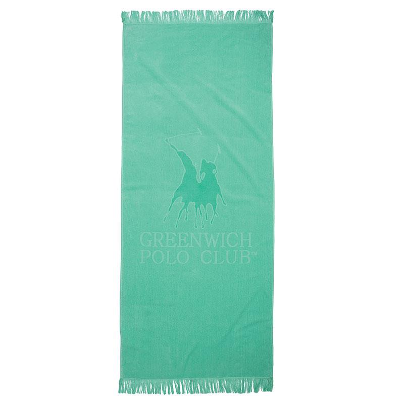 Πετσέτα Θαλάσσης 70×170 Greenwich Polo Club Essential 2840 Μεντα