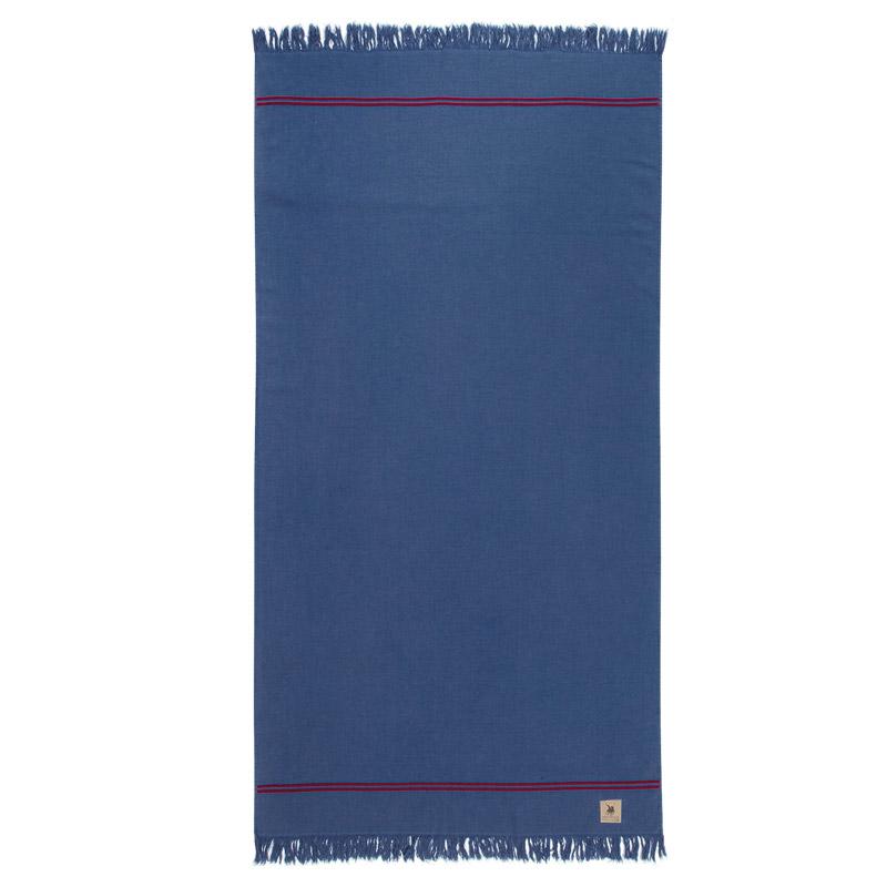 Πετσέτα Θαλάσσης 80X170 Greenwich Polo Club Essential 3520 Μπλε