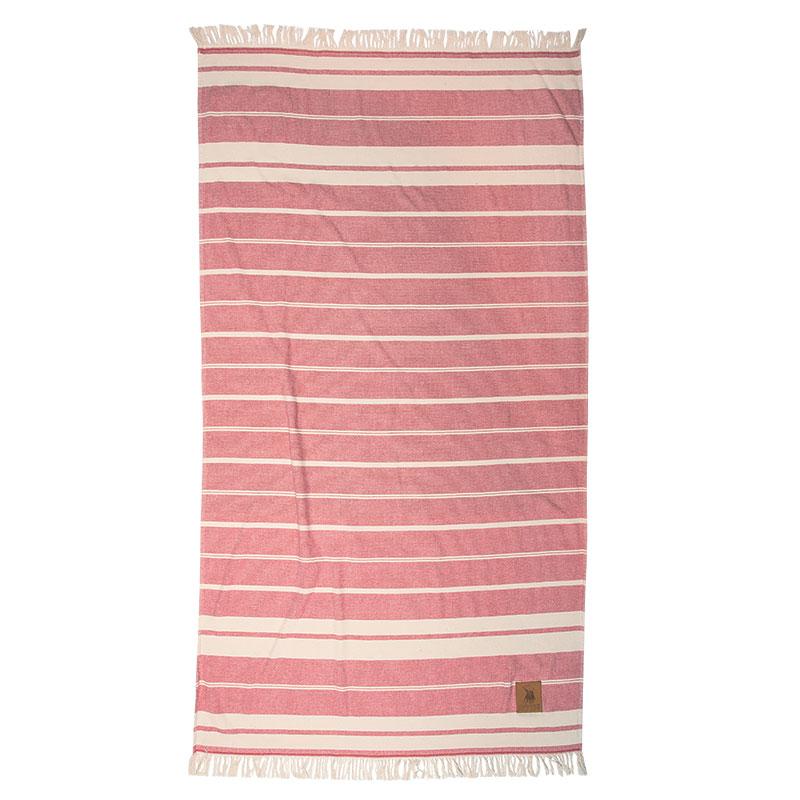 Πετσέτα Θαλάσσης 90×170 Greenwich Polo Club Essential 2868 Κοκκινο