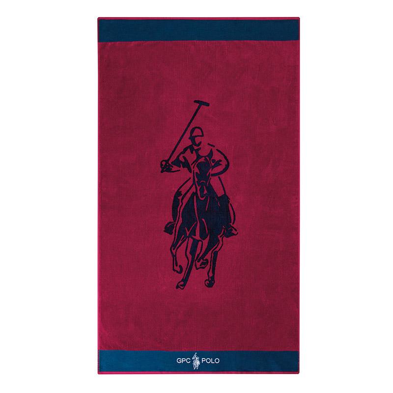 Πετσέτα Θαλάσσης 90×170 Greenwich Polo Club Essential 3542