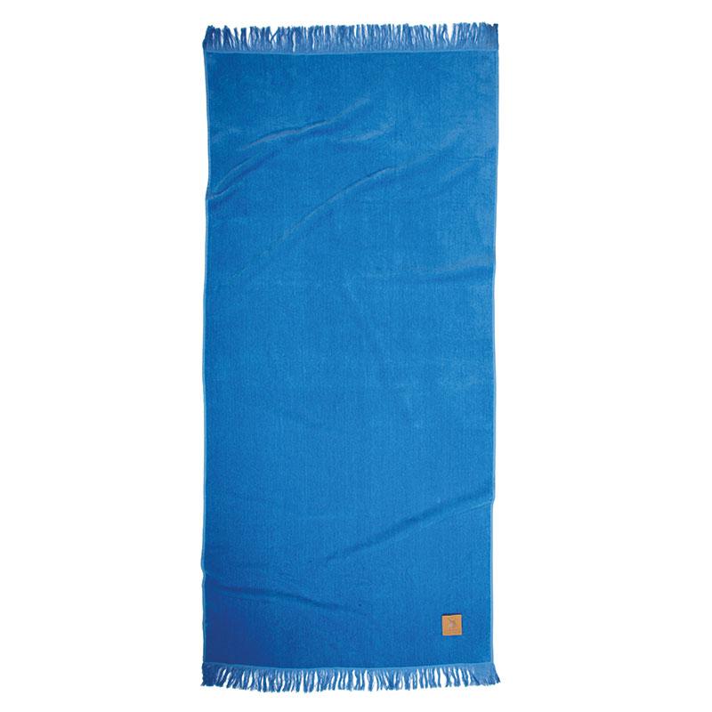 Πετσέτα Θαλάσσης 90×190 Greenwich Polo Club Essential 2847 Μπλε