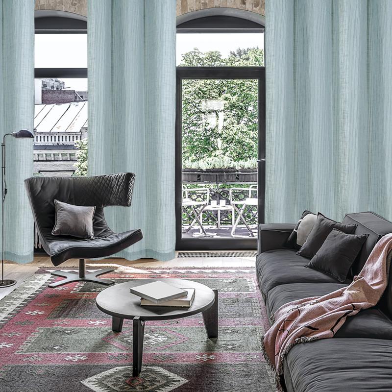 Κουρτίνα Με Τρουκς 300×280 Das Home Curtain 2135 Σκουρο Φυστικι