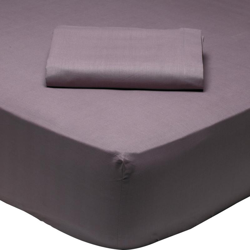 Σεντόνι Μεμονωμένο Υπέρδιπλο 230×260 Das Home Colour Best 1010 Δαμασκηνι Χωρίς Λάστιχο