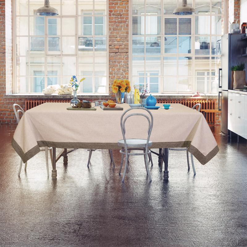 Τραπεζομάντηλο 140X240 Das Home Table 0598 Μπεζ