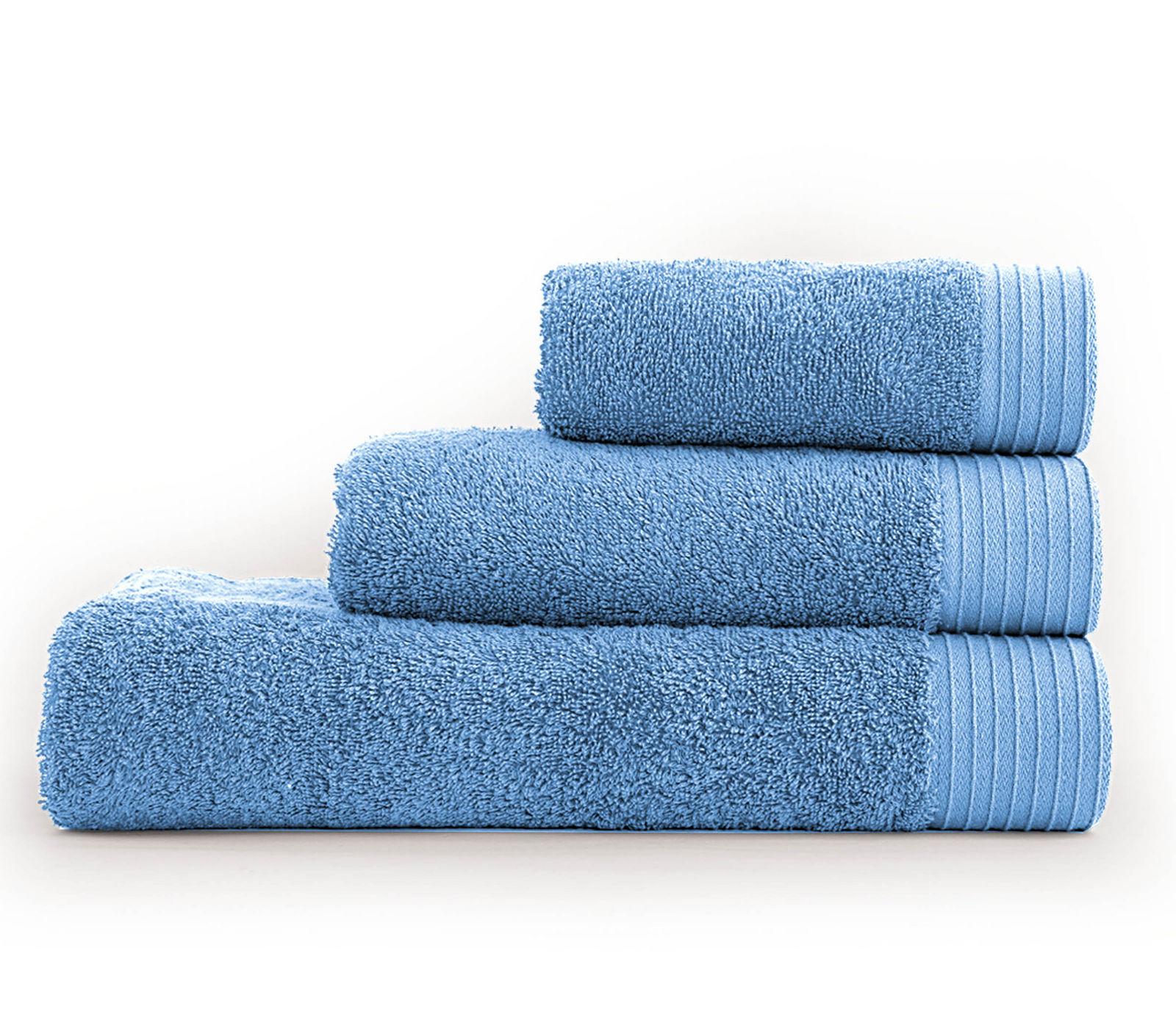 Πετσέτα Χεριών 30×50 Nef Nef Venus-01 Μπλε-Blue
