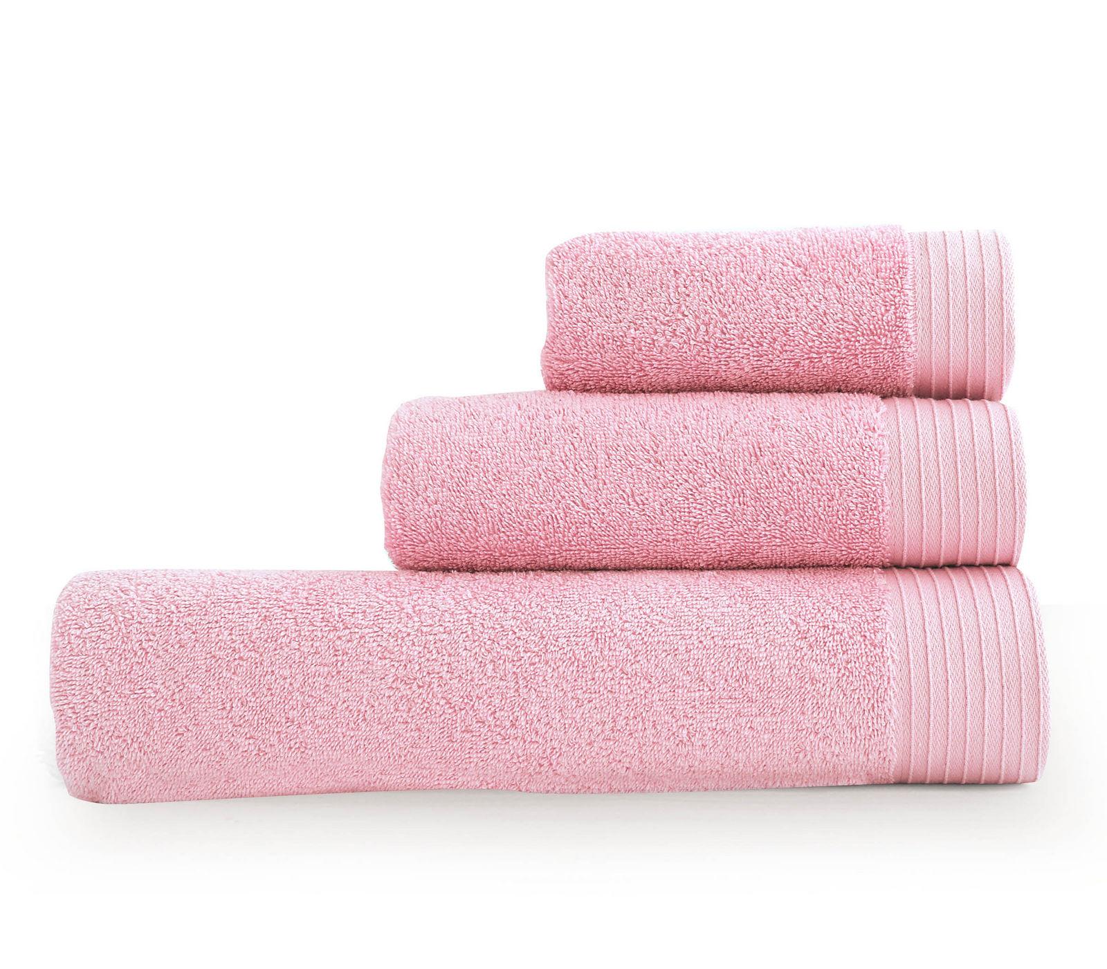 Πετσέτα Μπάνιου 70×140 Nef Nef Venus-01 Ροζ-Pink