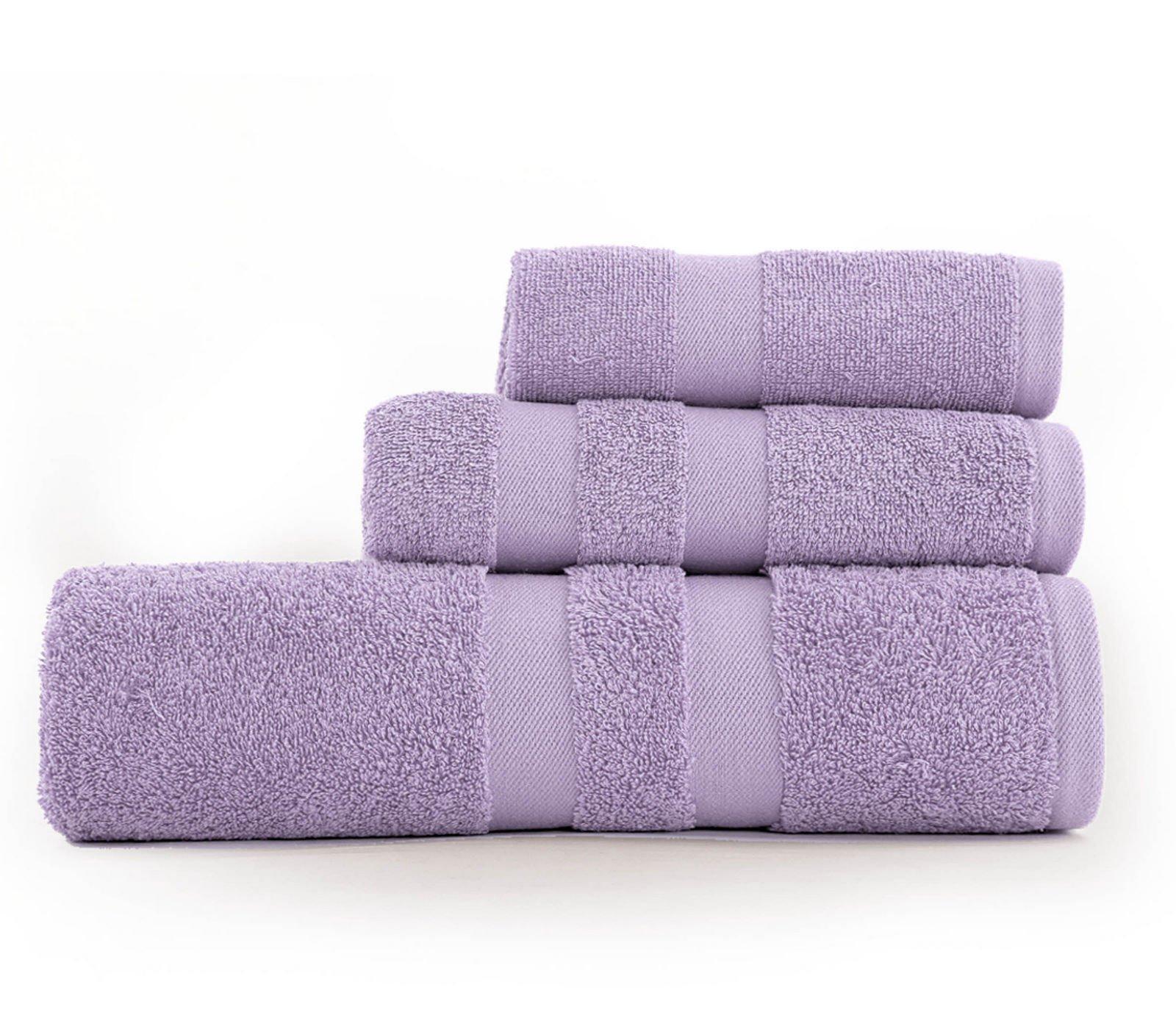 Πετσέτα Μπάνιου 70×140 Nef Nef Status Lilac