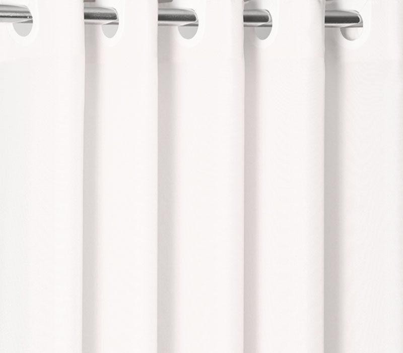 Κουρτίνα Μπάνιου 180×180 Nef Nef Shower White