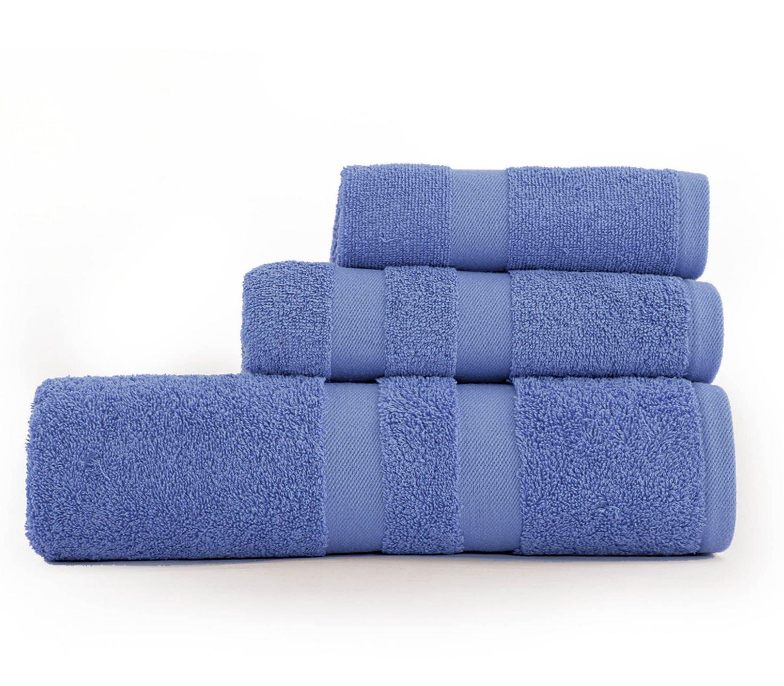 Πετσέτα Προσώπου 50×90 Nef Nef Status 860-Blue