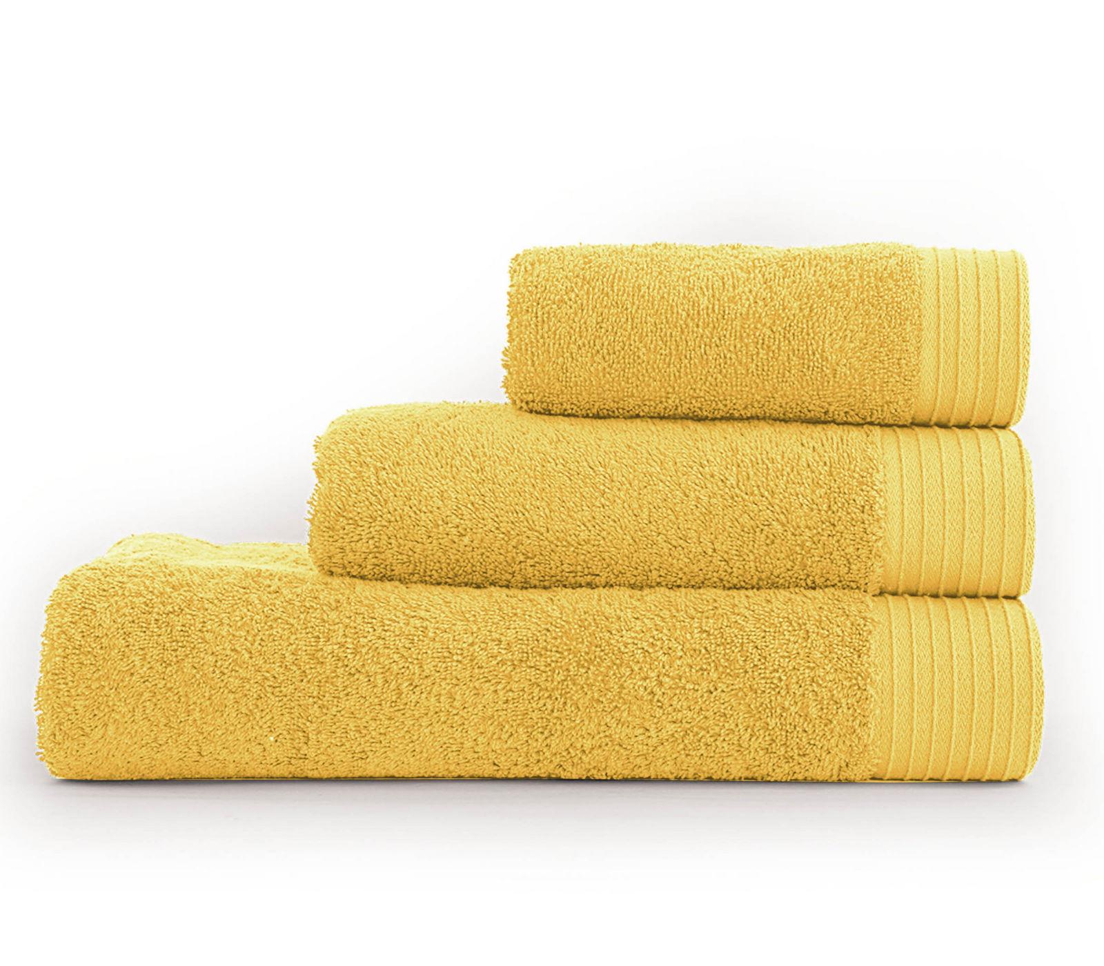 Πετσέτα Μπάνιου 70×140 Nef Nef Venus-01 897-Yellow