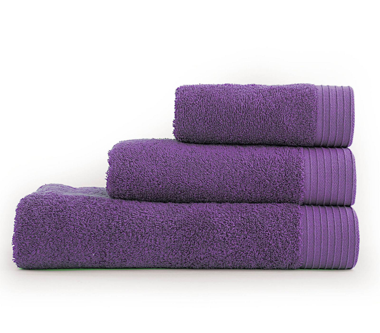 Πετσέτα Μπάνιου 70×140 Nef Nef Venus-01 899-Purple