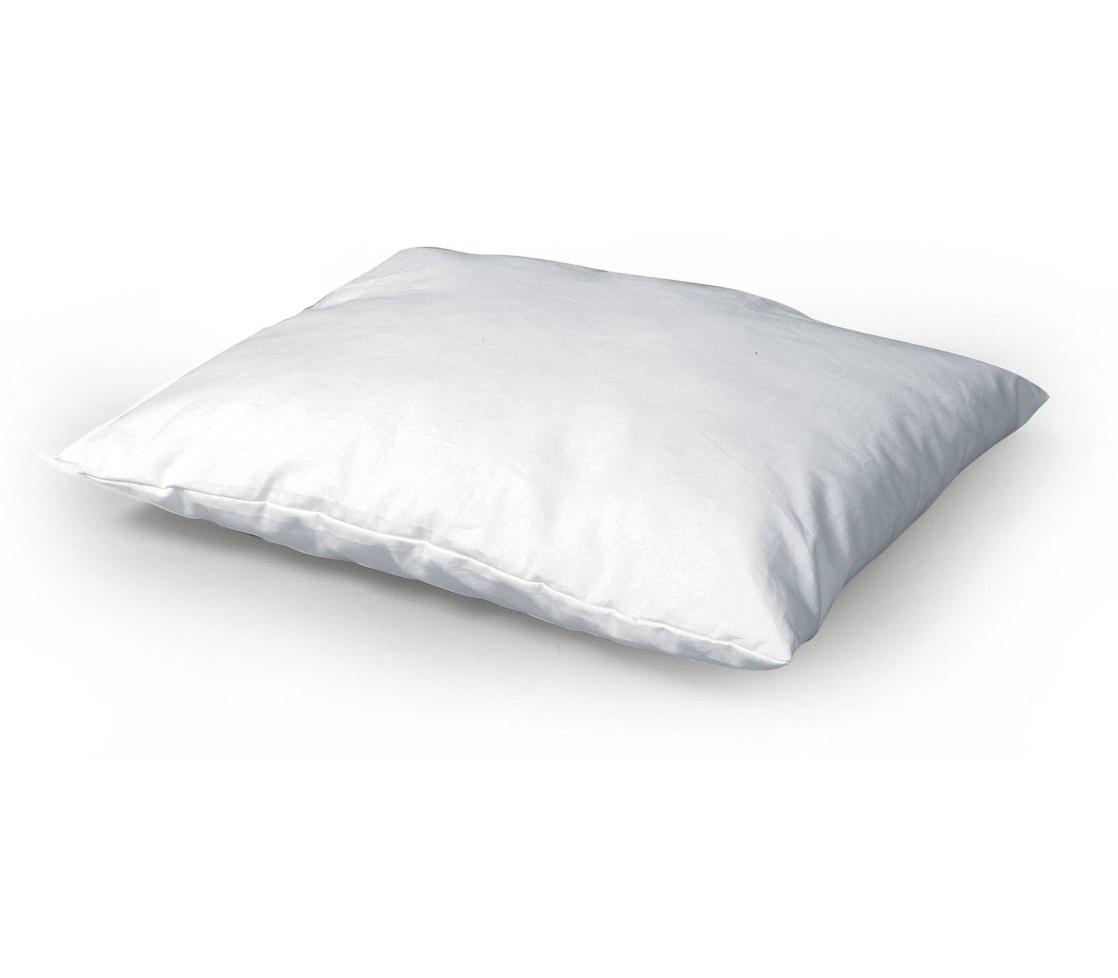 Μαξιλάρι Ύπνου 30×40 Nef Nef White Linen Ballfiber 120γρ Μαλακό