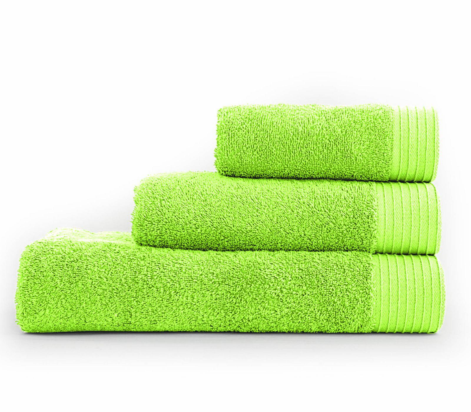 Πετσέτα Χεριών 30×50 Nef Nef Venus-01 992-Lime Green
