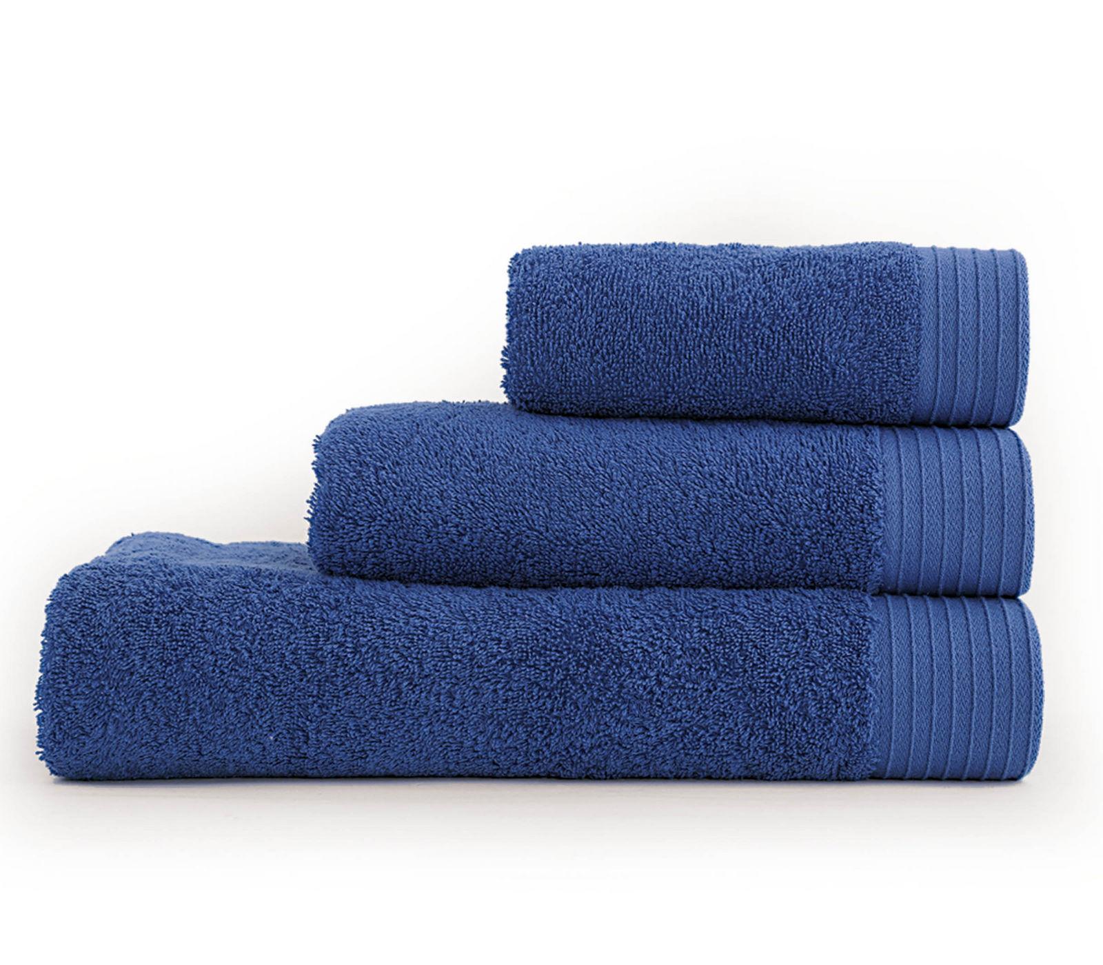 Πετσέτα Χεριών 30×50 Nef Nef Venus-01 993-Royal Blue