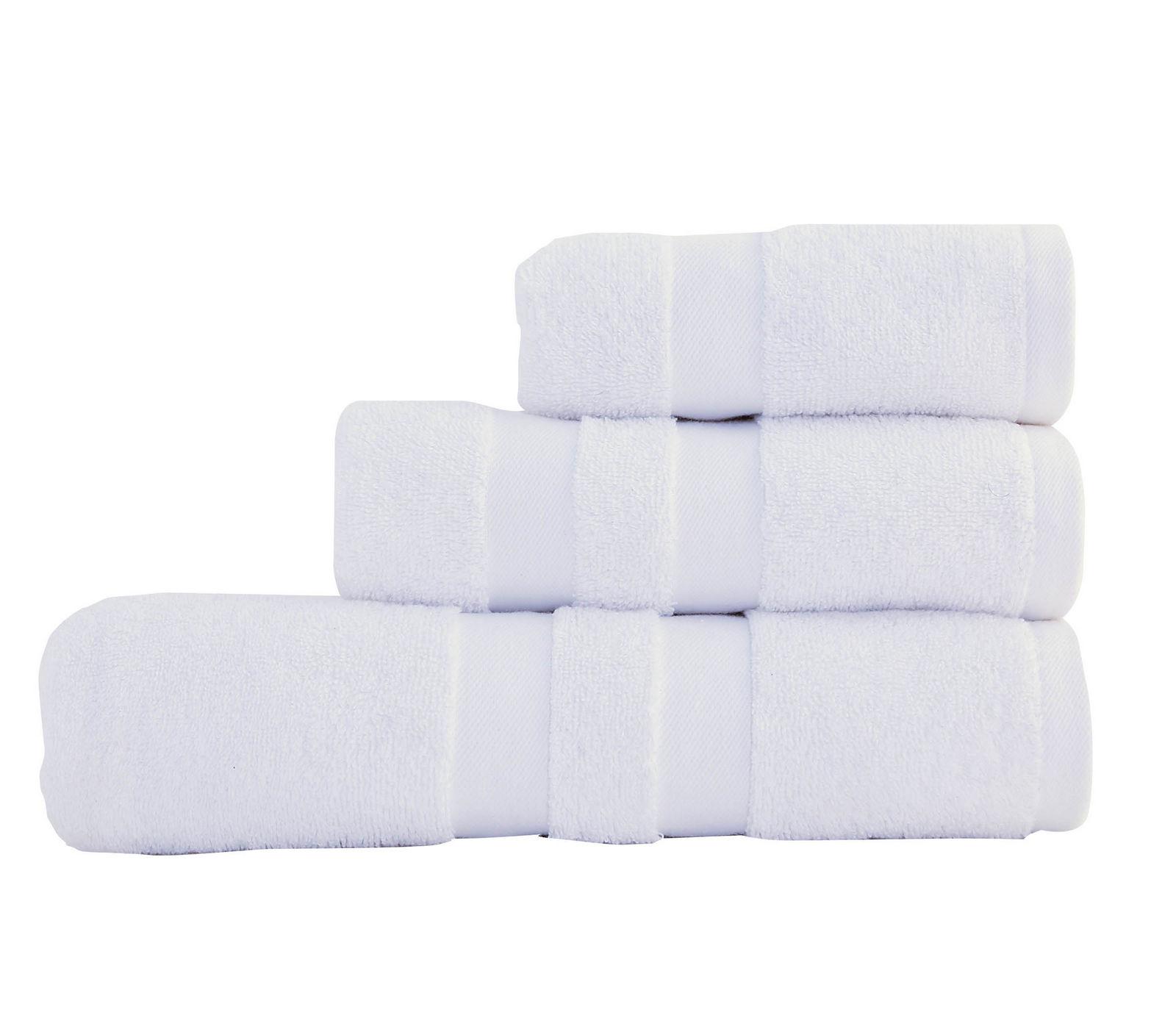 Πετσέτα Προσώπου 50×90 Nef Nef Status White