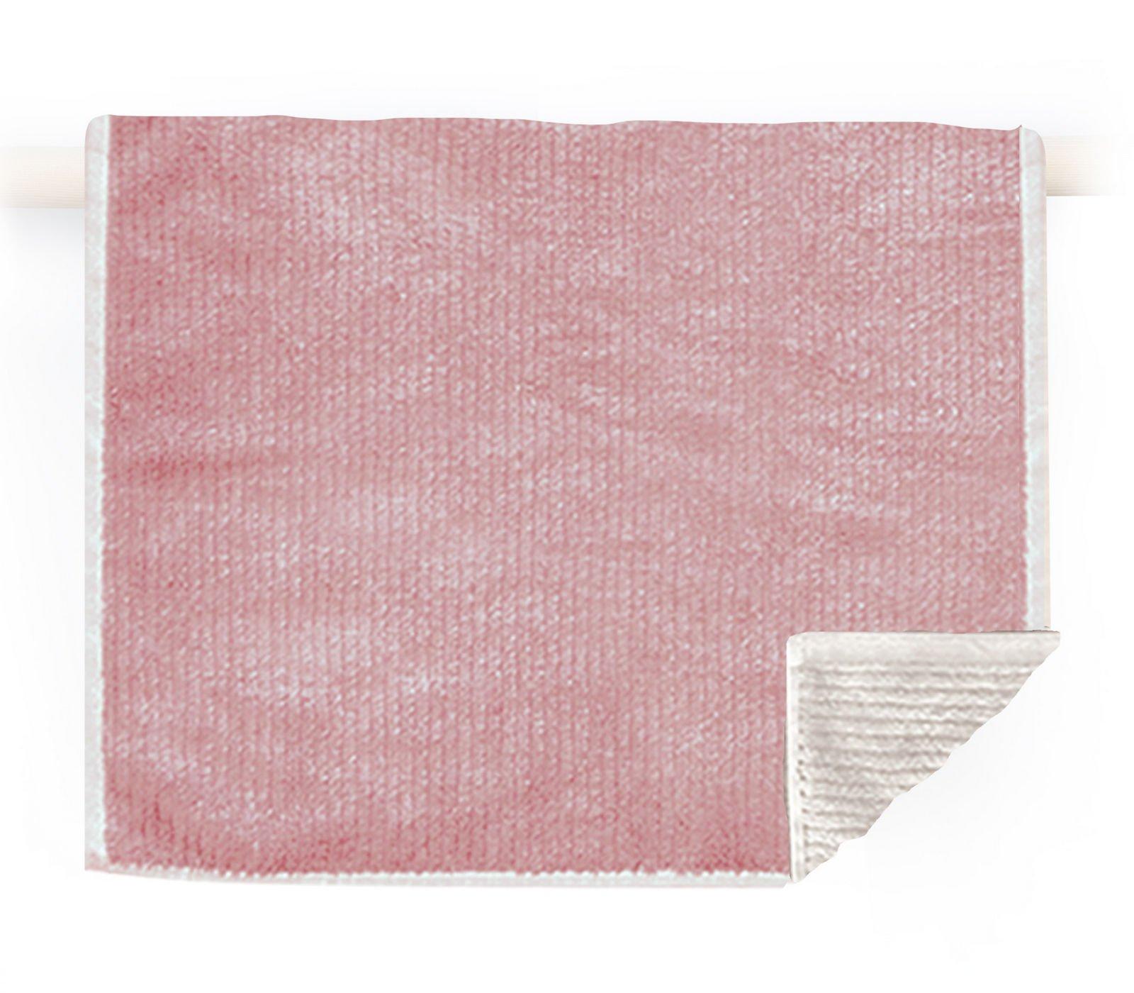 Πετσέτες Μπάνιου (Σετ 3 Τμχ) Nef Nef Ζακαρ Main Pink