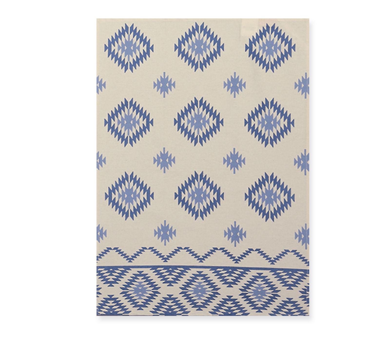 Ποτηρόπανο 50×70 Nef Nef Inkas Blue