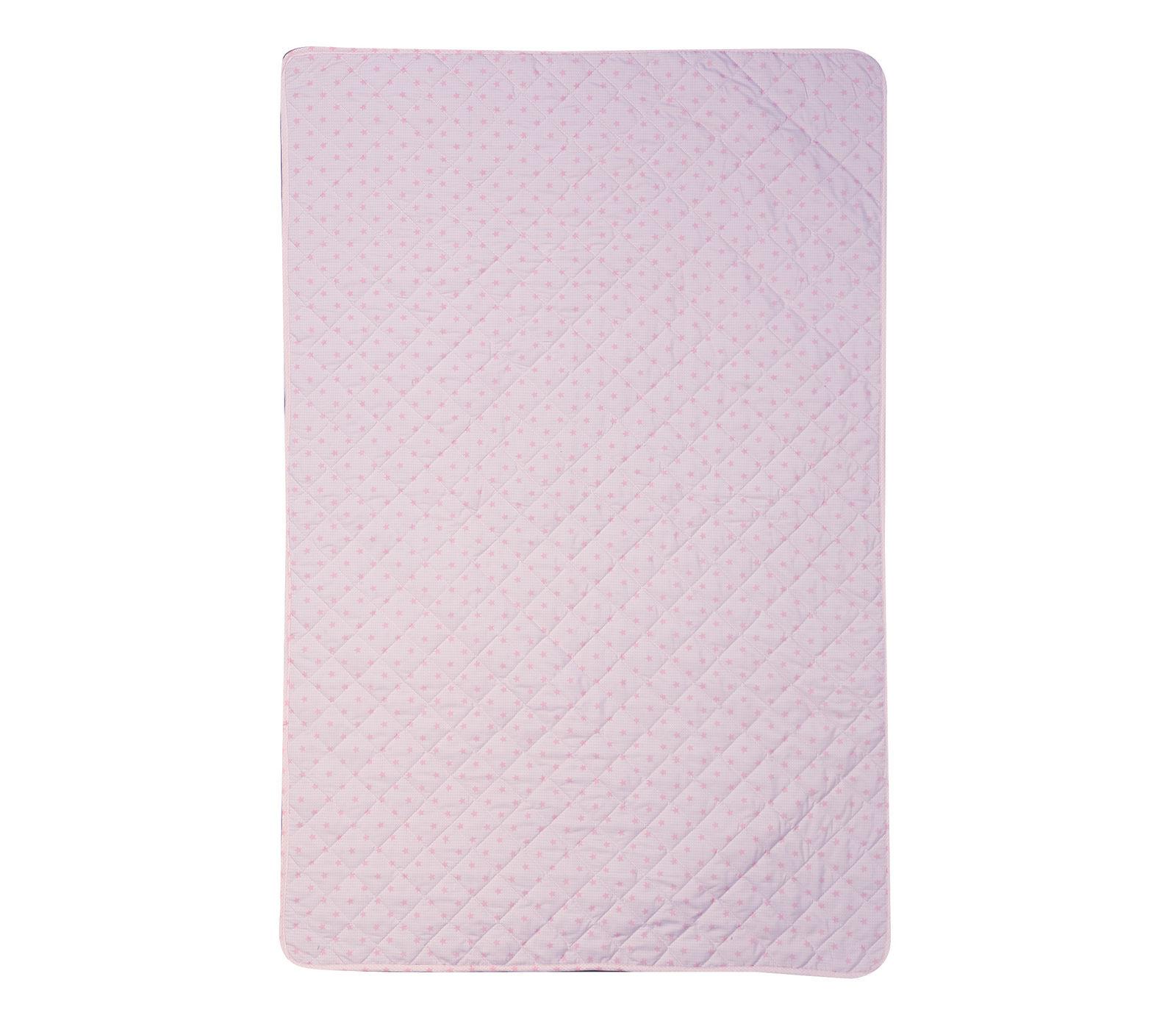 Κουβερλί 90×140 Nef Nef Dream & Wishes Ροζ