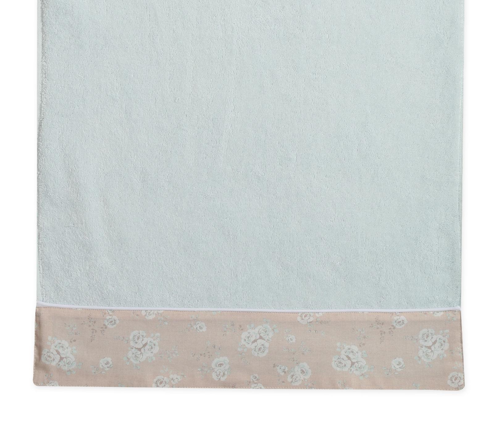 Πετσέτα Προσώπου 50×90 Nef Nef Φασα Arrosa Γαλάζιο