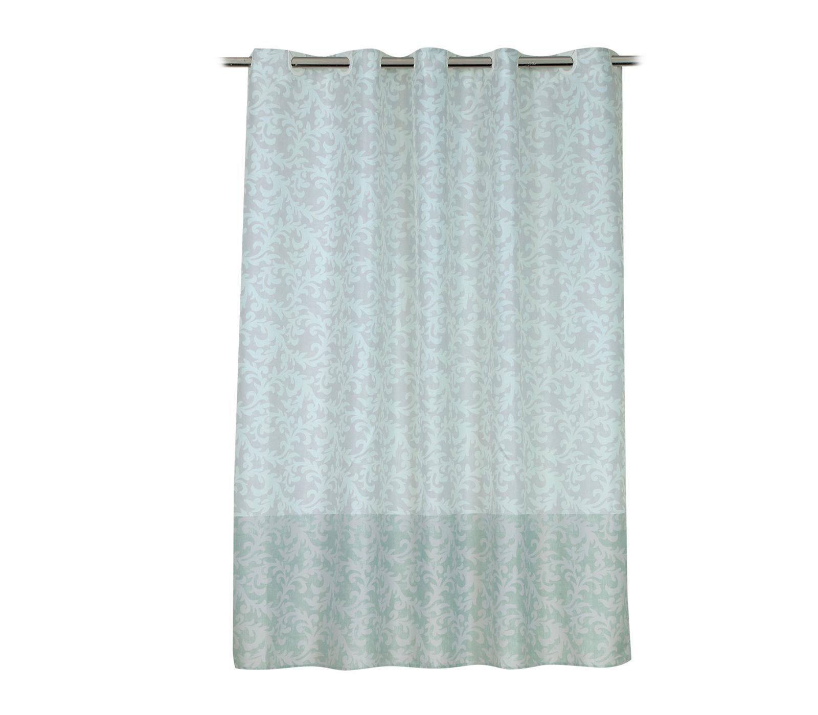 Κουρτίνα Μπάνιου 180×200 Nef Nef Ethereal Mint