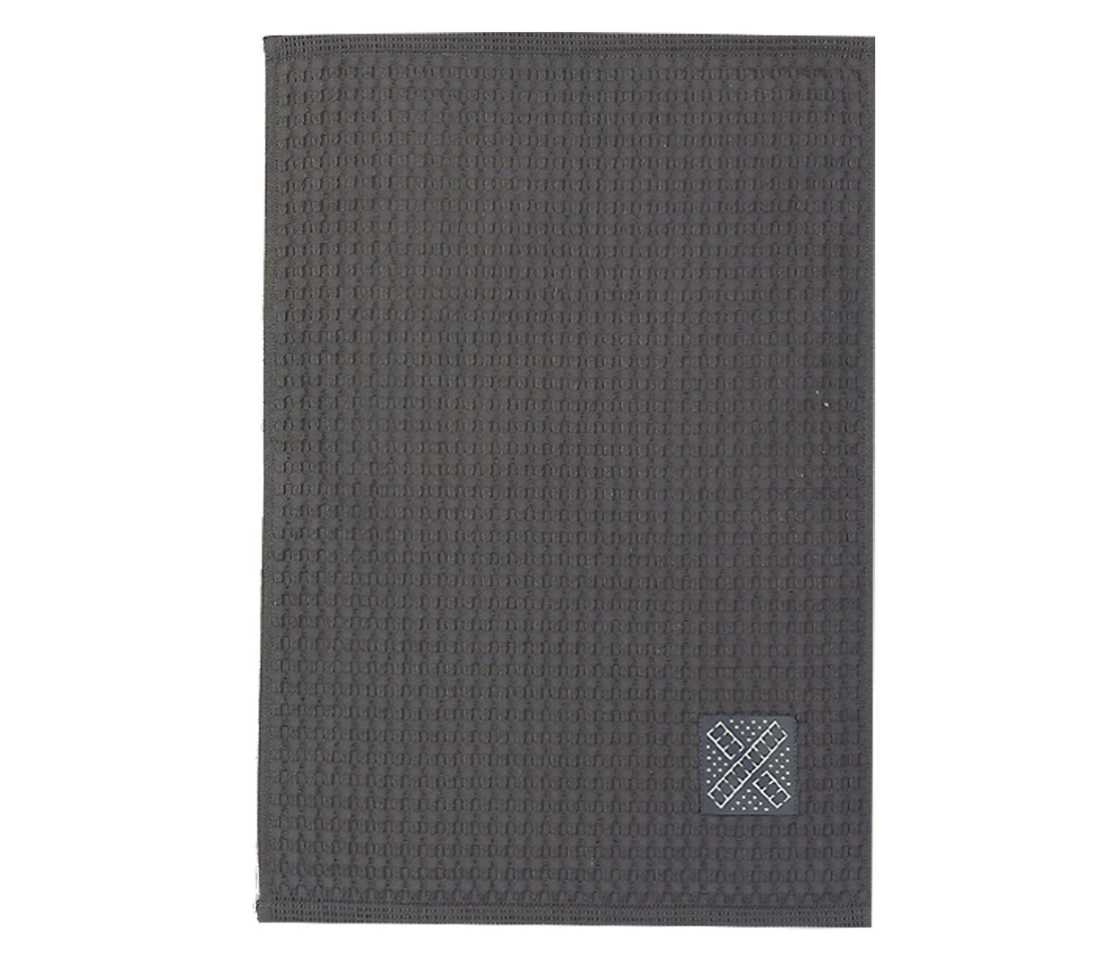 Ποτηρόπανο 45×68 Nef Nef Crispy Black
