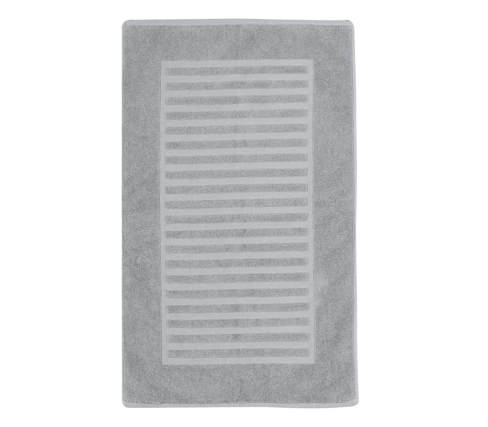 Πατάκι Μπάνιου 50×80 Nef Nef Πετσετέ Venus Terry 725-Grey