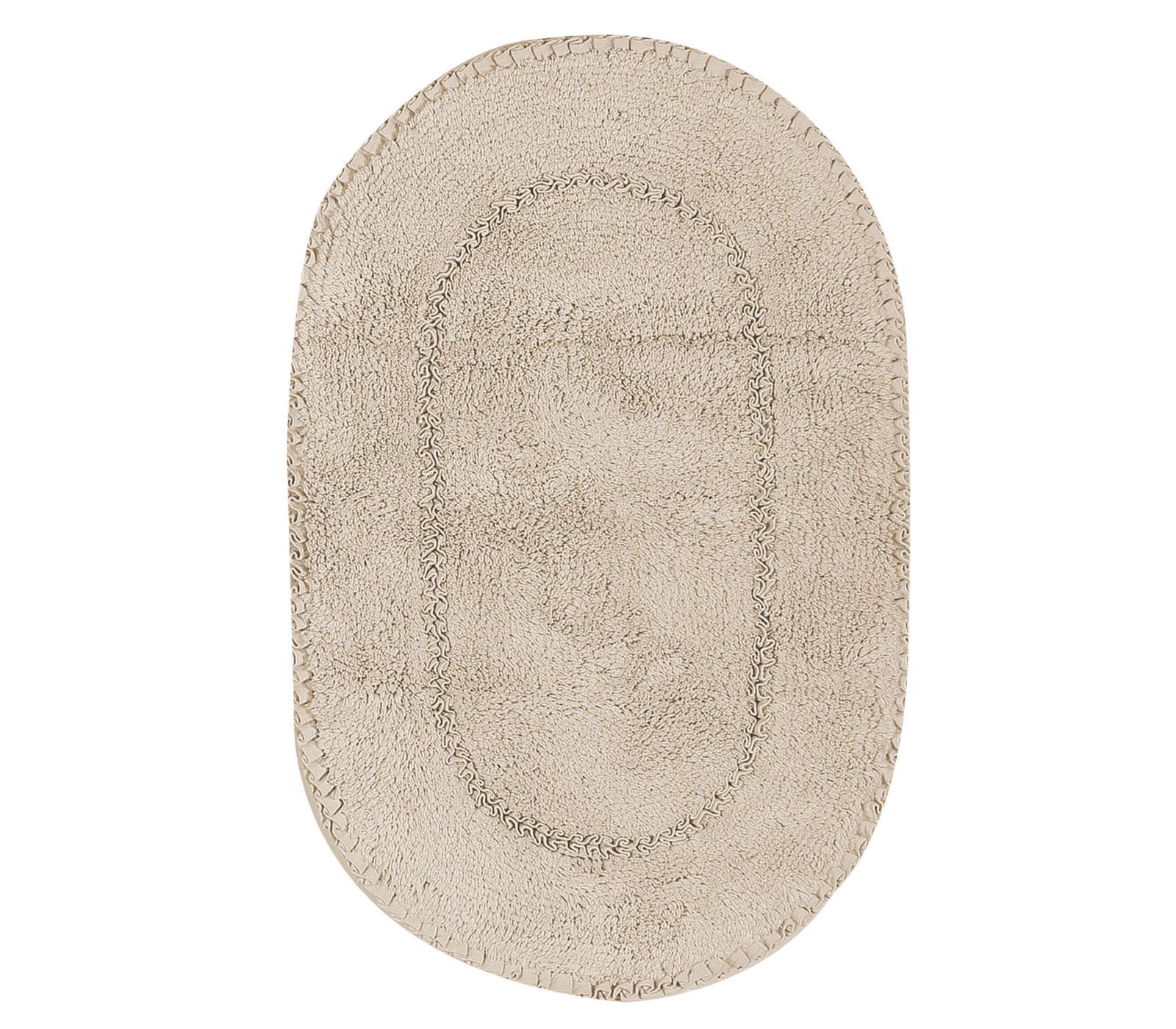 Πατάκι Μπάνιου 55×85 Nef Nef Ζακάρ New Crochet 1123-Beige