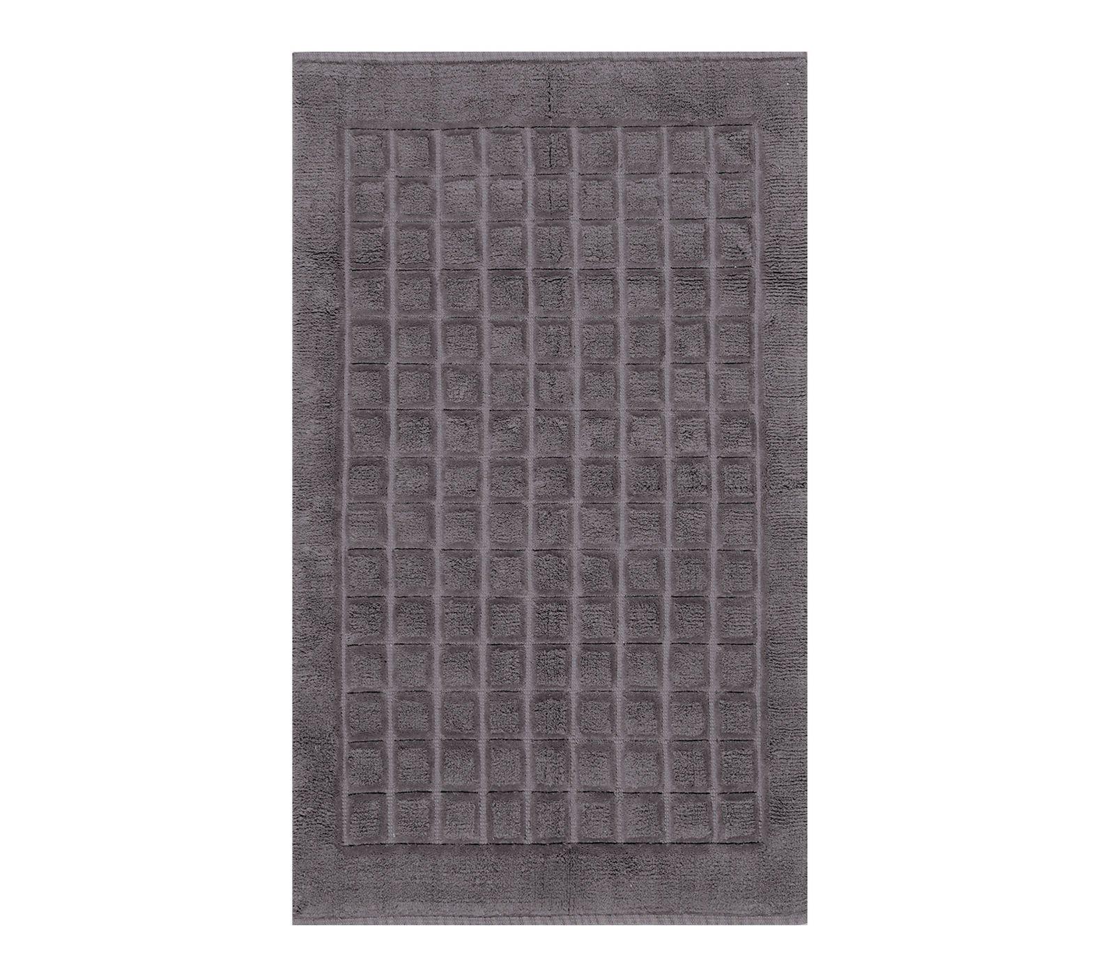 Πατάκι Μπάνιου 70×120 Nef Nef Aegean 19 902-Anthracite