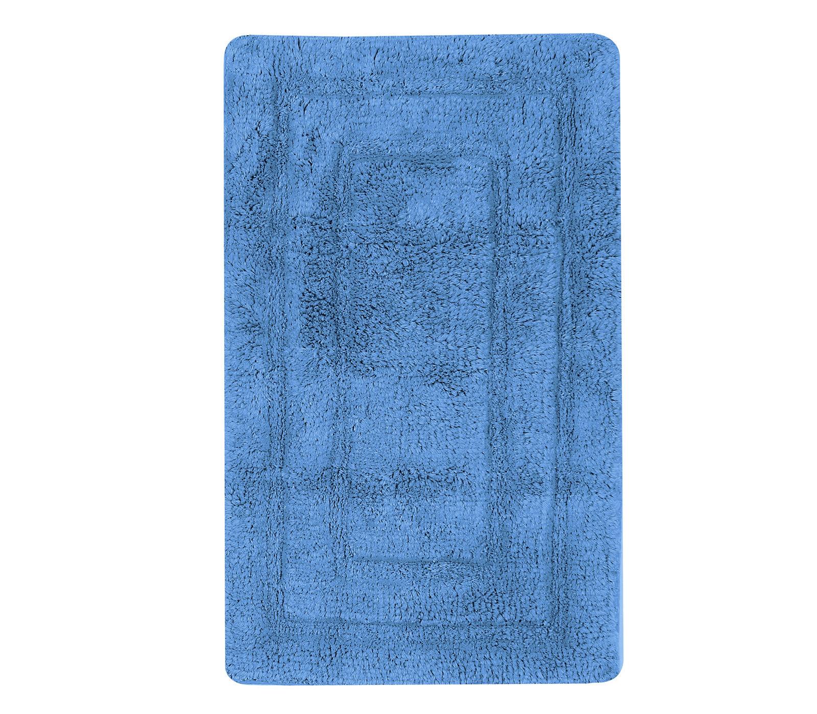 Πατάκι Μπάνιου 50×80 Nef Nef Venus-19 1113-Blue