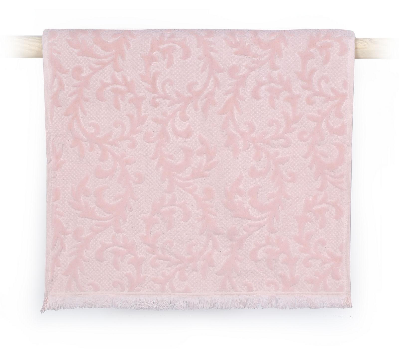 Πετσέτα Χεριών 30×50 Nef Nef Ζακαρ Ethereal Pink