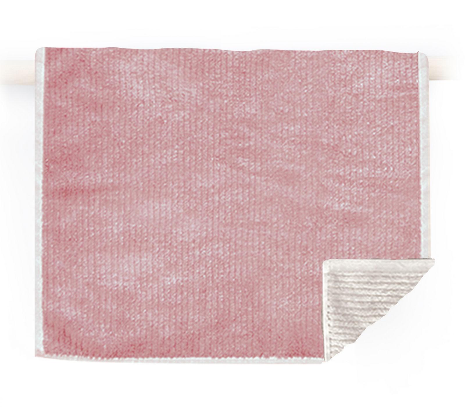 Πετσέτα Χεριών 30x50 Nef Nef Μονοχρωμη Ζακαρ Main Pink